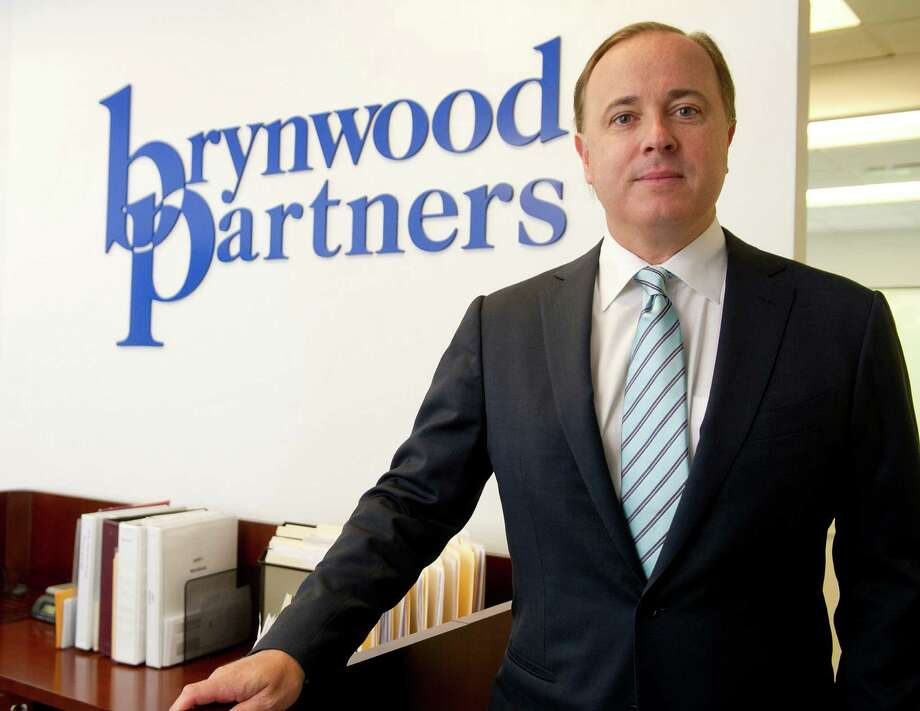 Brynwood Partners has acquired the Little Hugs line of juices and sibling which sells Juicy Juice. Pictured is Brynwood CEO Henk Hartong III in August 2014. Photo: Lindsay Perry / Stamford Advocate