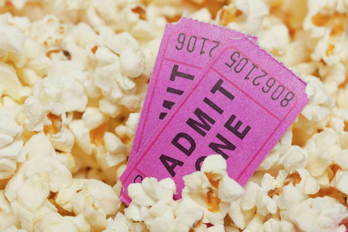 Movie ticket:$5.00