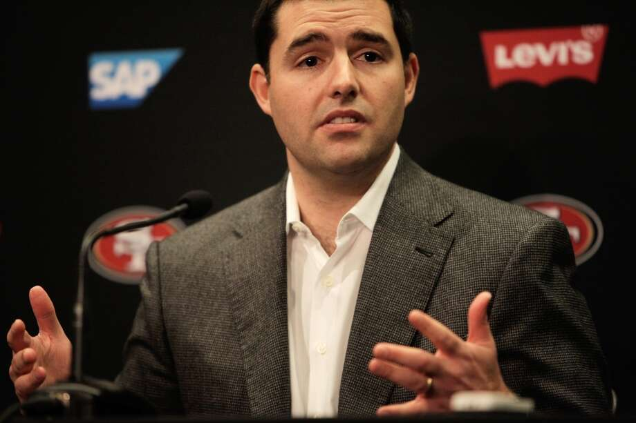 49ers CEO Jed York.