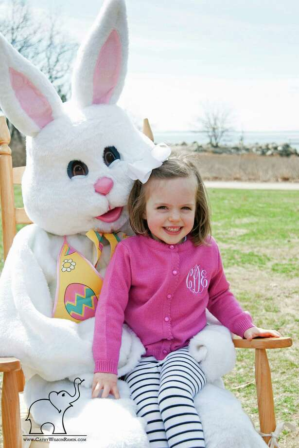 From now to April 1, Greenwich Splurge, 39 Lewis St.,  is accepting donations and building Easterbaskets for needy children to be distributed to Kids in Crisis and the Food Bank of Lower Fairfield County. See Record item for details. Photo: Contributed Photo / Greenwich Time Contributed