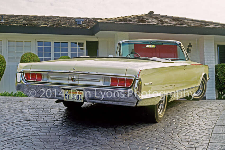 1965 Chrysler 300L. Read about this car.