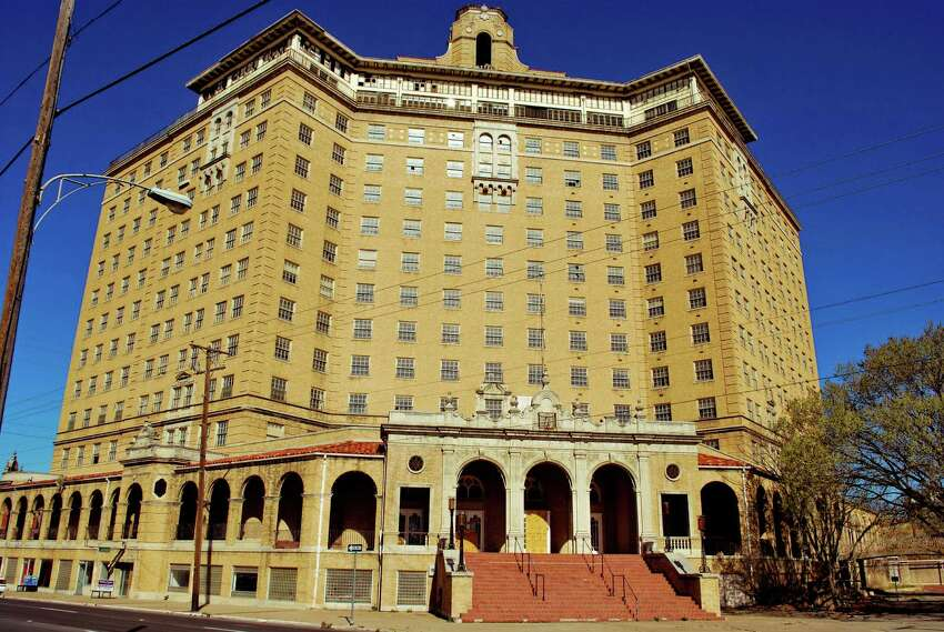 In the early 1900s, the hotel drew thousands of tourists who soaked in mineral baths and drank Crazy Water, which is still sold today in seven states.