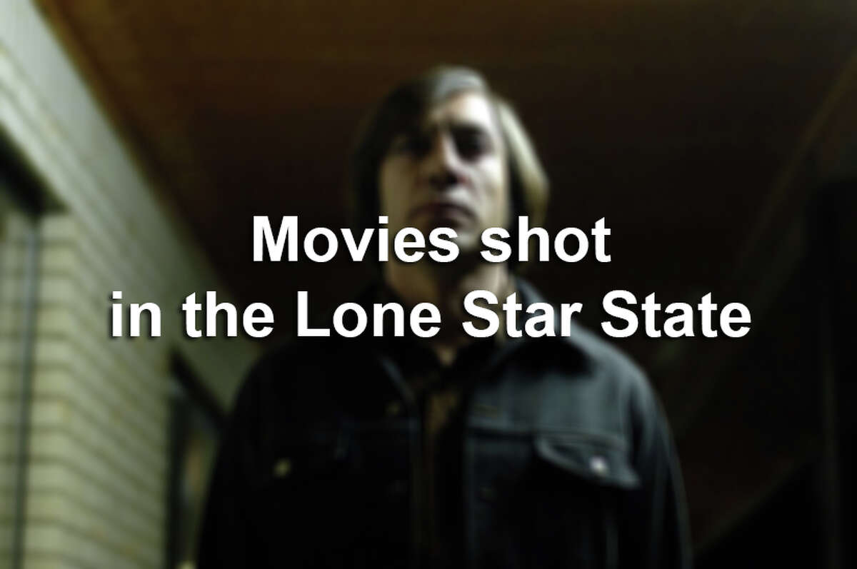 Click through to see some of the biggest films shot in Texas.