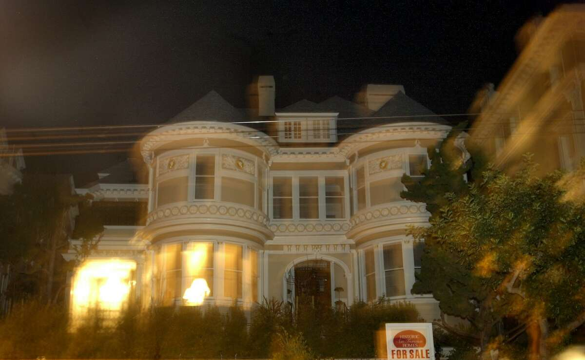 Haunted? Maybe. But not likely by the ghost of