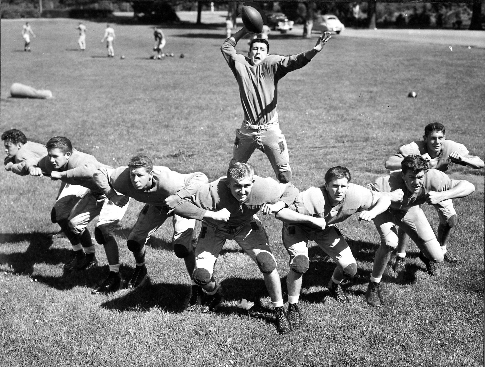 sports in the 1950s