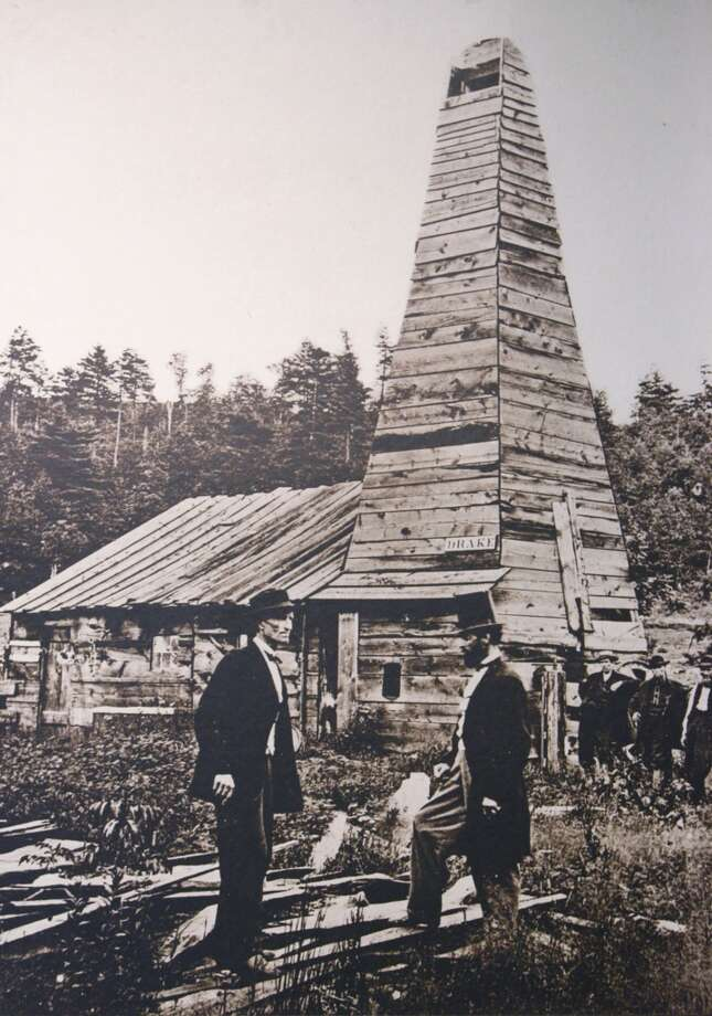 1860: Pennsylvania oil crashThe early U.S. oil industry experienced its first major crash just before the Civil War. In 1860, oil prices   rose to over $10 per barrel, but by the next year had plummeted to just 10 cents. Some Pennsylvania boom towns disappeared overnight as a result. Photo: Beltran, Mayra, Drake Well Museum And Park