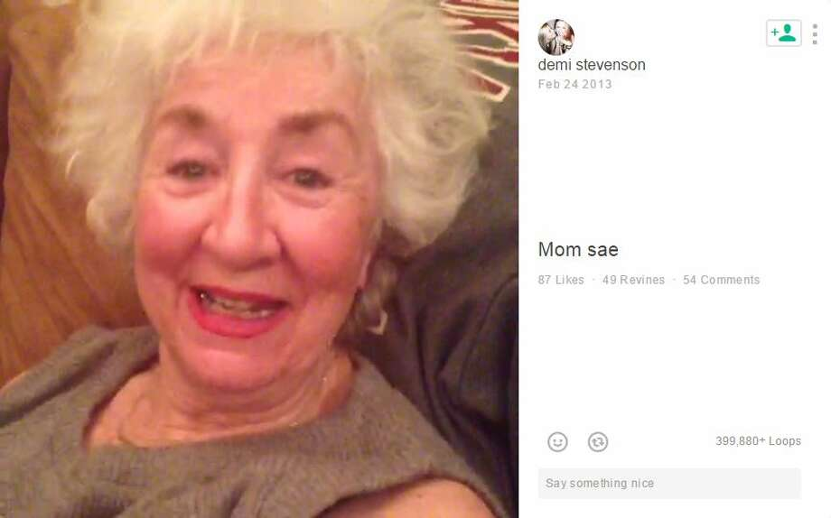 A video uploaded to Vine on Feb. 24, 2013, and unearthed by the University of Oklahoma's student newspaper, The Oklahoma Daily — shows Beauton Gilbow, the 79-year-old house mother for Sigma Alpha Epsilon's chapter at the university, repeating a racial slur at least seven times and laughing while music blasts in the background. Photo: Screenshot Via Vine
