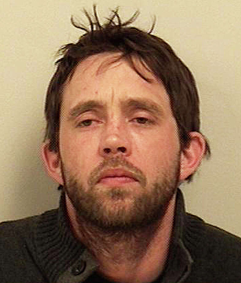 Zachary Gunther, 30, of Port Chester, N.Y., was charged with breach of peace and interfering with a police officer after a fracas with employees at a local restaurant. Photo: Westport Police Department / Westport News