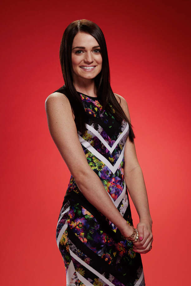 THE VOICE -- Season: 8 -- Pictured: Caitlin Caporale -- (Photo by: Paul Drinkwater/NBC) Photo: NBC, Paul Drinkwater/NBC / 2015 NBCUniversal Media, LLC