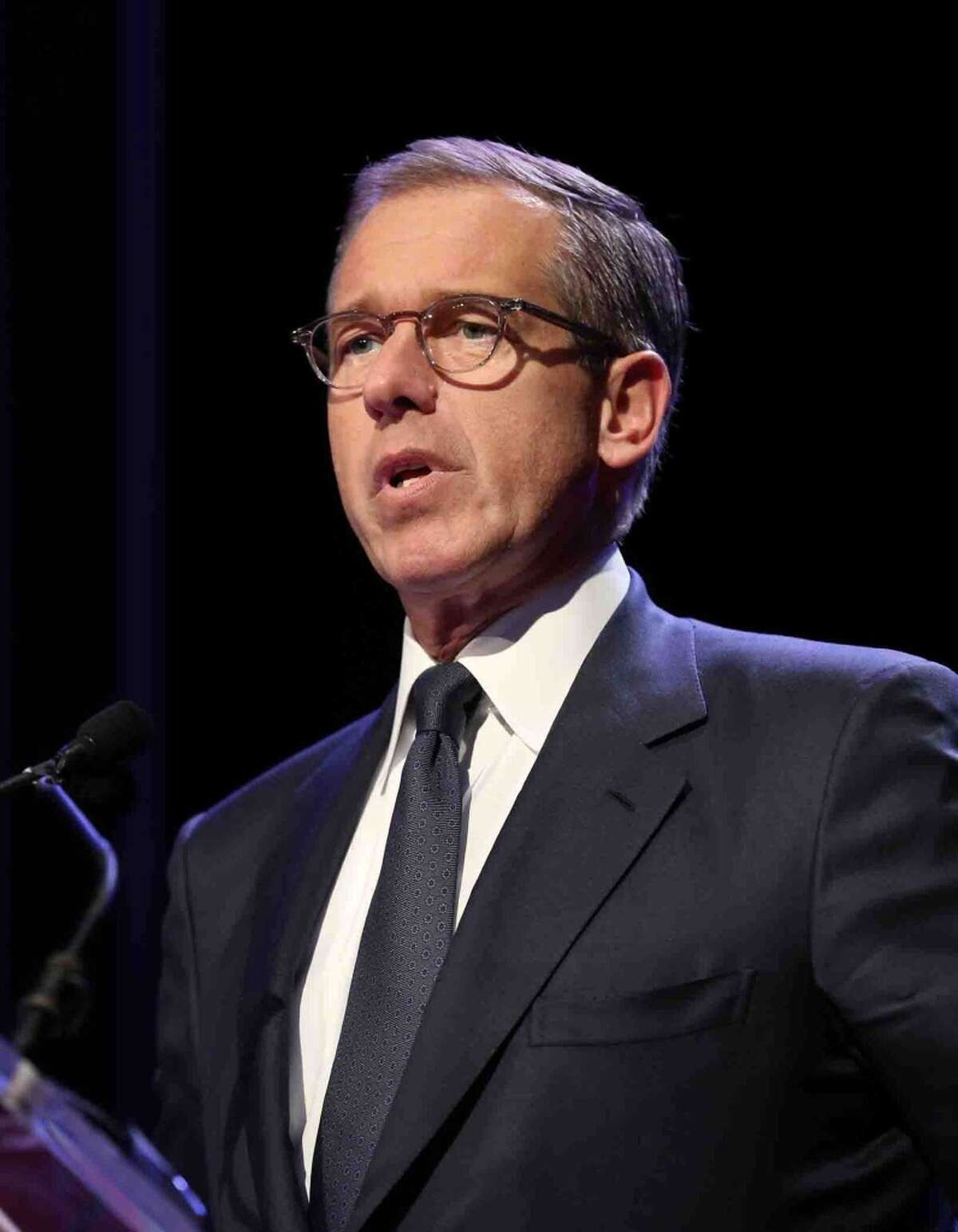 FILE - FEBRUARY 7, 2015: Brian Williams. (Photo by Neilson Barnard/Getty Images)