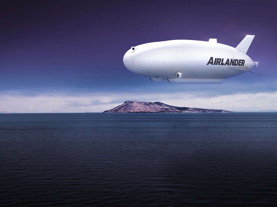 At 302-feet long, the Airlander will be the world's largest aircraft, according to CNN. Photo: Getty