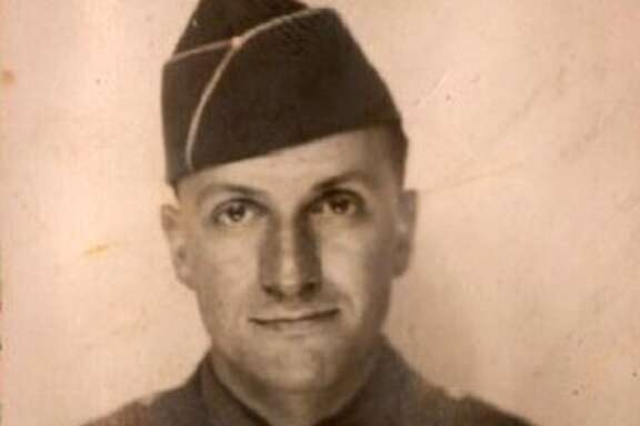 Sam Gladstone of the 94th Infantry Division.