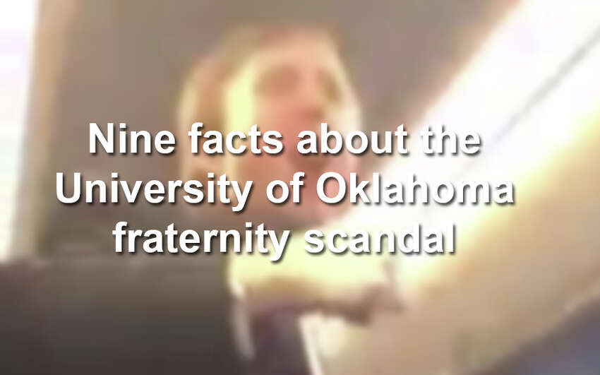 Need to catch up on the recent controversy surrounding a University of Oklahoma fraternity in trouble for a racist video? Here are nine facts to get you up to speed.