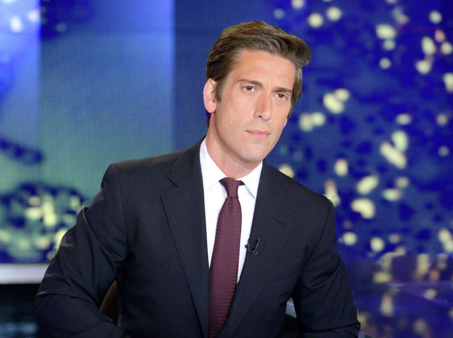 San Antonio prefers to get its national news from ABC's David Muir. Photo: Lorenzo Bevilaqua /Associated Press / ABC News