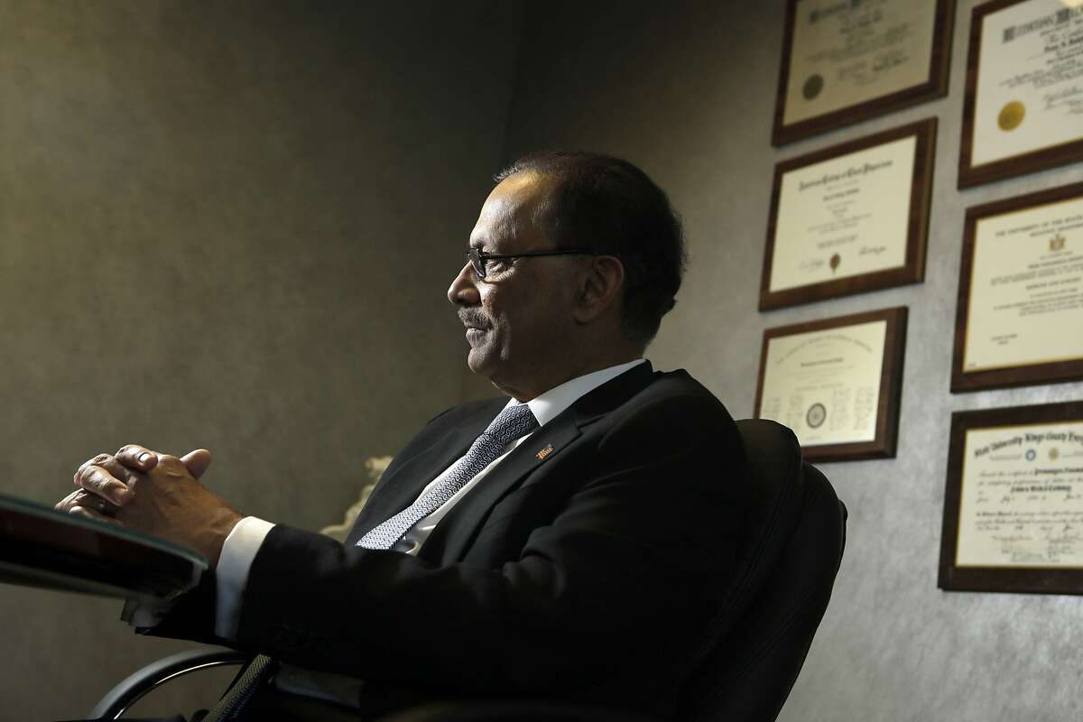 Dr. Prem Reddy, founder of Prime Healthcare in Ontario, Calif., said he has developed a model to help turn money-losing hospitals profitable. (Irfan Khan/Los Angeles Times/TNS)