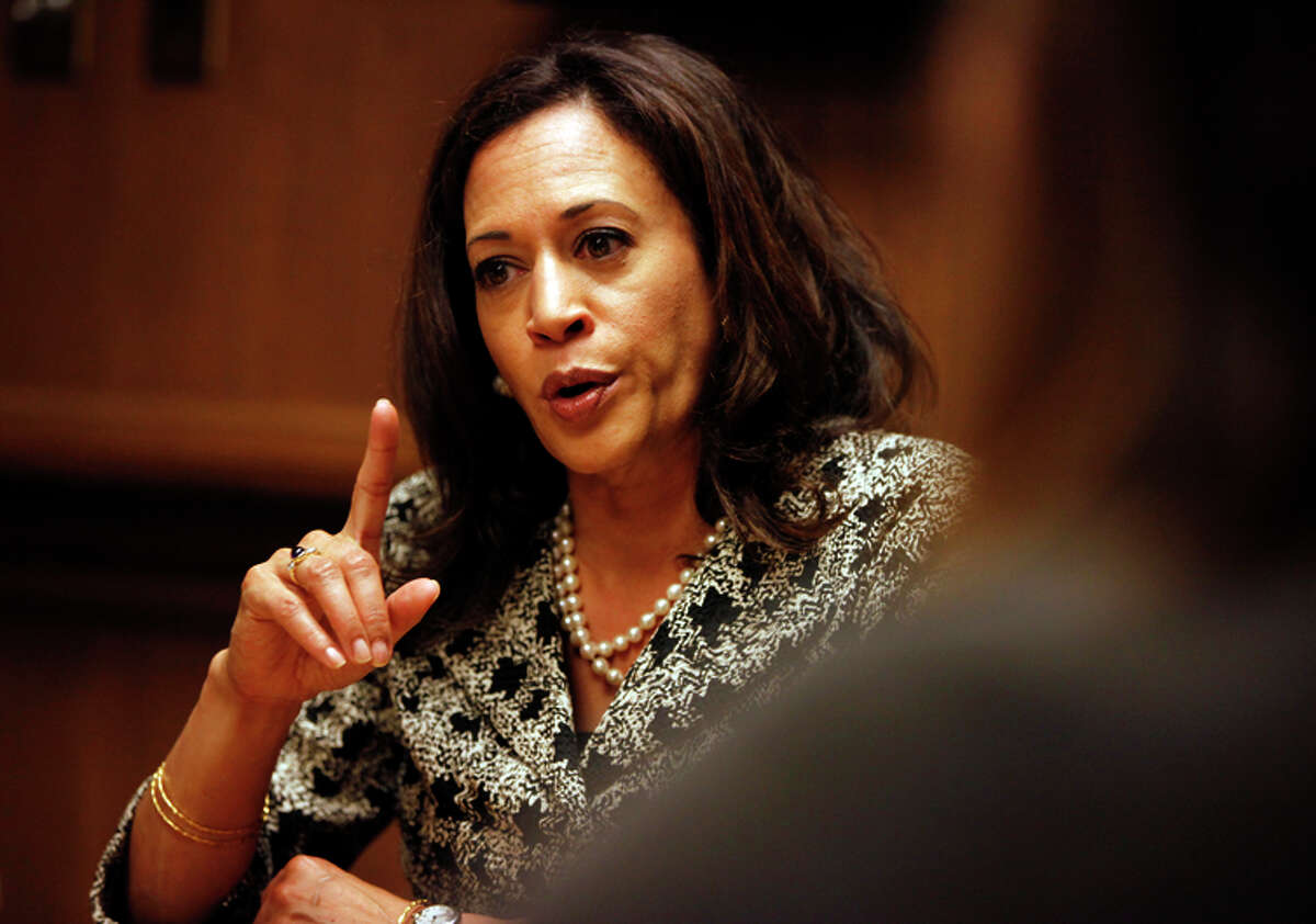 State Attorney General Kamala Harris says the proposed initiative is