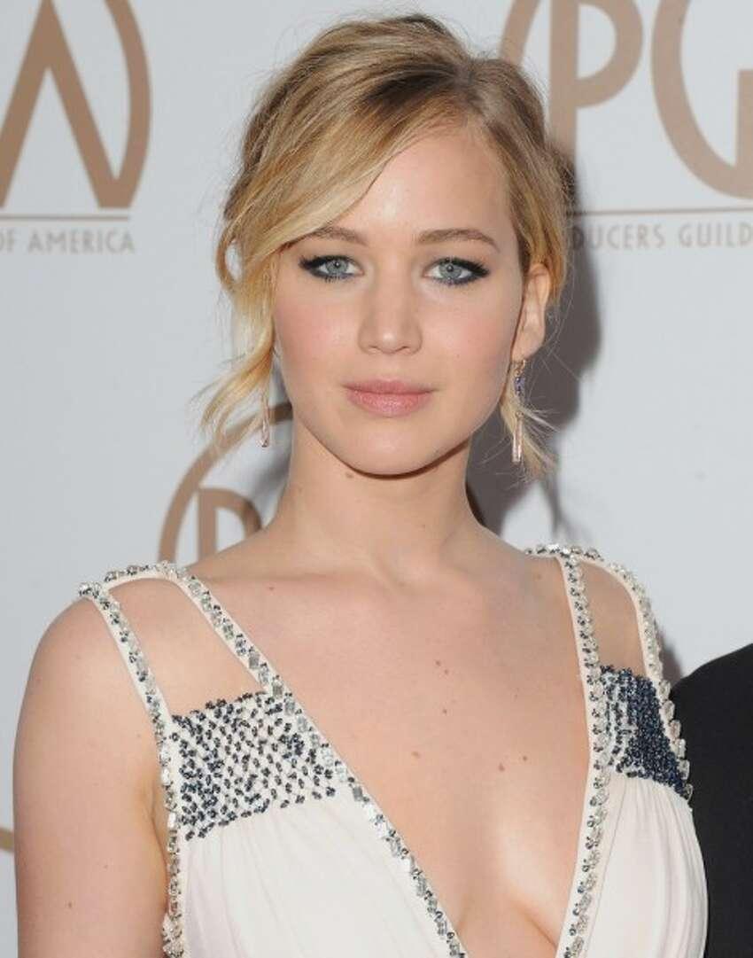 #3 - Jennifer Lawrence