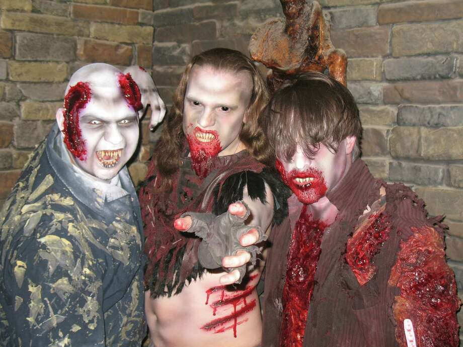 ScreamWorld characters. Photo: Courtesy Photo