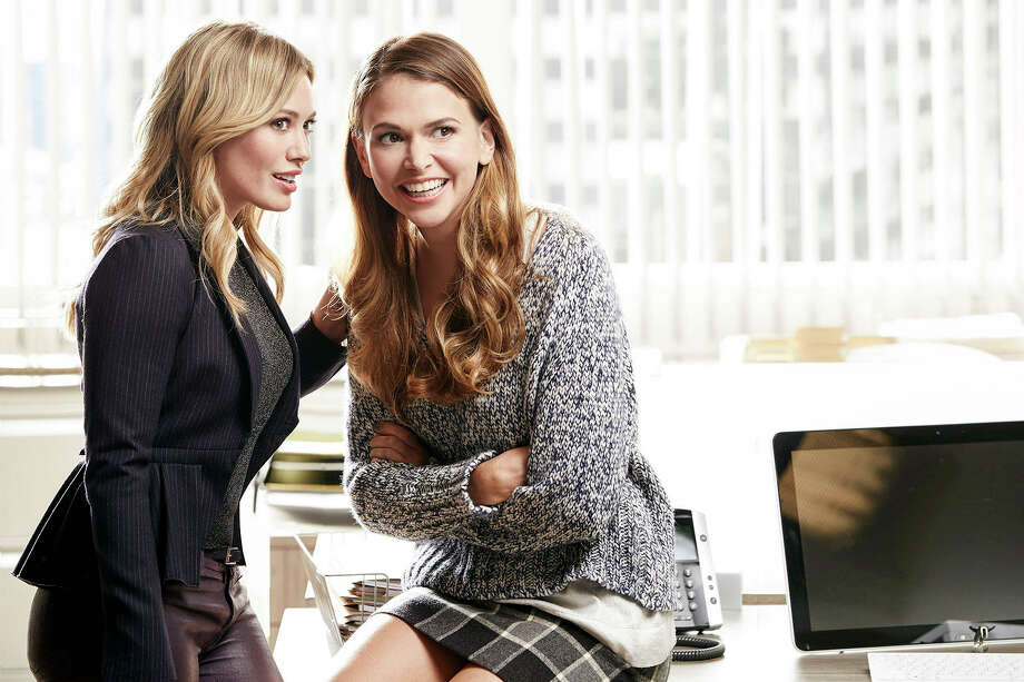 "Houston stars you can watch on TV, in the movies or in concertHilary Duff: The ""Lizzy McGuire"" actress stars in TV Land's ""Younger"" with Broadway star Sutton Foster (right) on Tuesdays at 10 p.m."