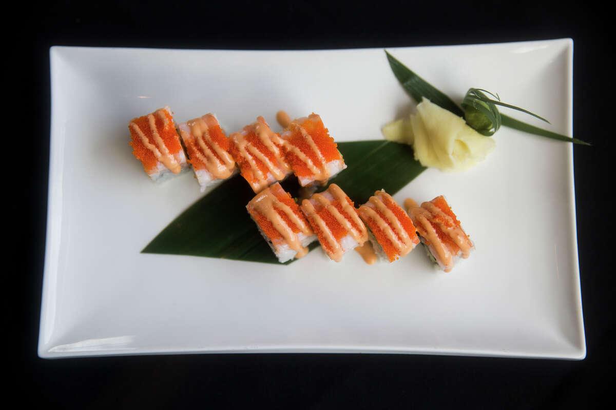 The Sushihana Roll at Sushihana