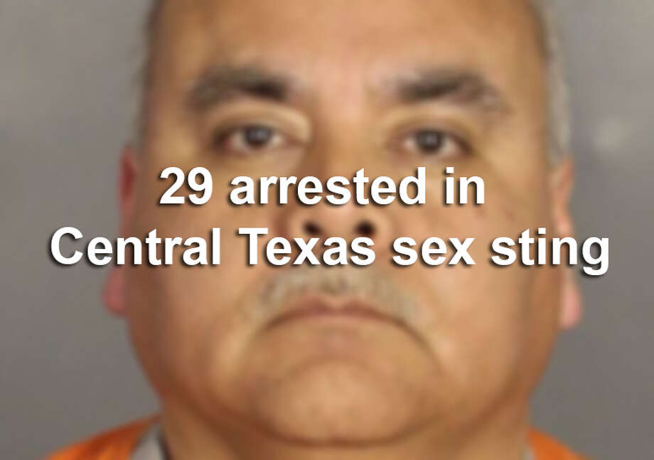 Deputies with the McLennan County Sherriff's Office arrested 29 men for soliciting prostitution online during a three week operation.Scroll through the gallery for their booking photos. A mugshot is not a determination of guilt. Photo: Fechter, Joshua I, McLennan County Sheriff's Office