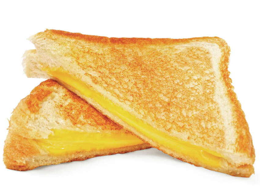 Honorable Mention: Grilled Cheese