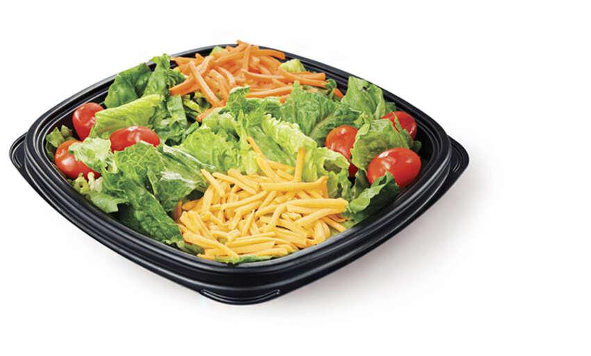 50. Garden Salad