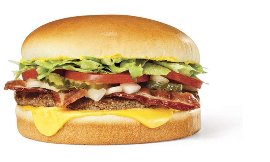 """I'd stop eating whataburger for a whole week,"" @IncognitoBear. Photo: Courtesy Photo/Whataburger"