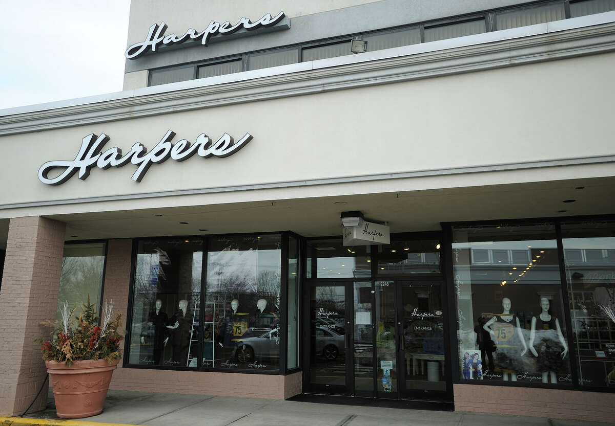 Harpers is celebrating 75th years in Bridgeport and Fairfield at 2246 Black Rock Turnpike in Fairfield, Conn. on Wednesday, March 11, 2015.
