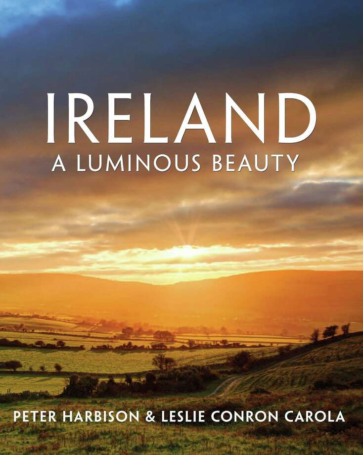 "Leslie Conron Carola, co-author of ""Ireland: A Luminous Beauty,"" will discuss Ireland's landscapes Monday at the Fairfield Public Library. Photo: Contributed Photo / Fairfield Citizen"