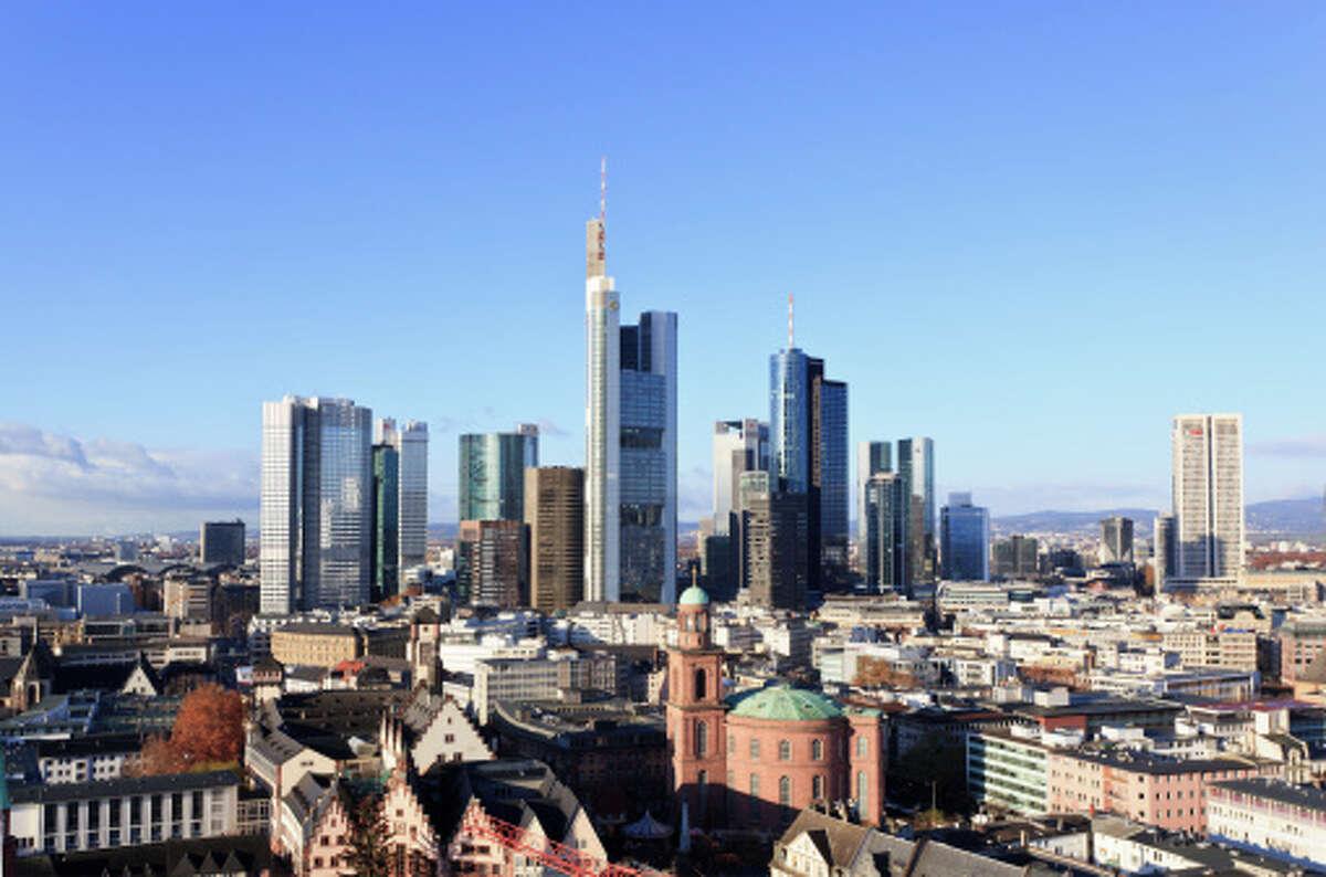 7. Frankfurt, Germany Source: Mercer