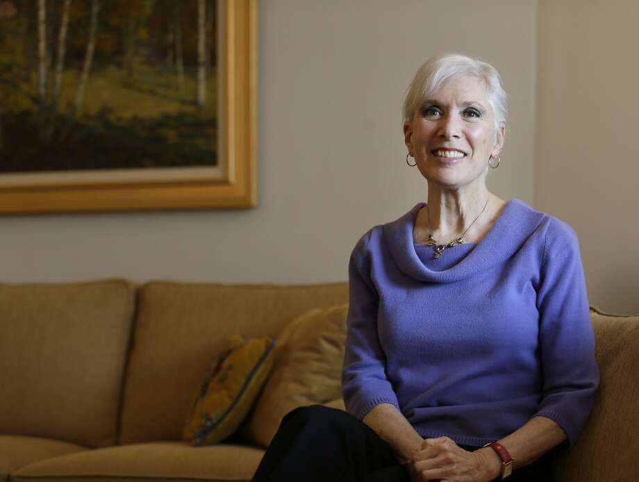 Sandy Hillburn received a tetanus vaccine that helped her recover from a deadly form of brain cancer. Photo: Seth Wenig, Associated Press