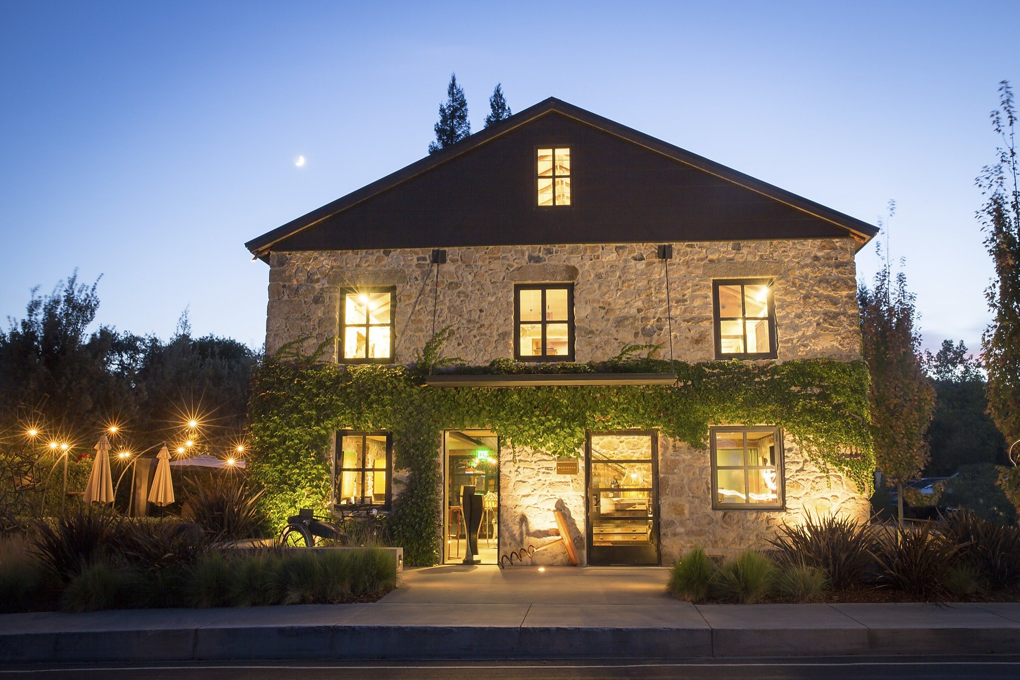 Napa: Tasteful winery design for your wine tasting - SFGate