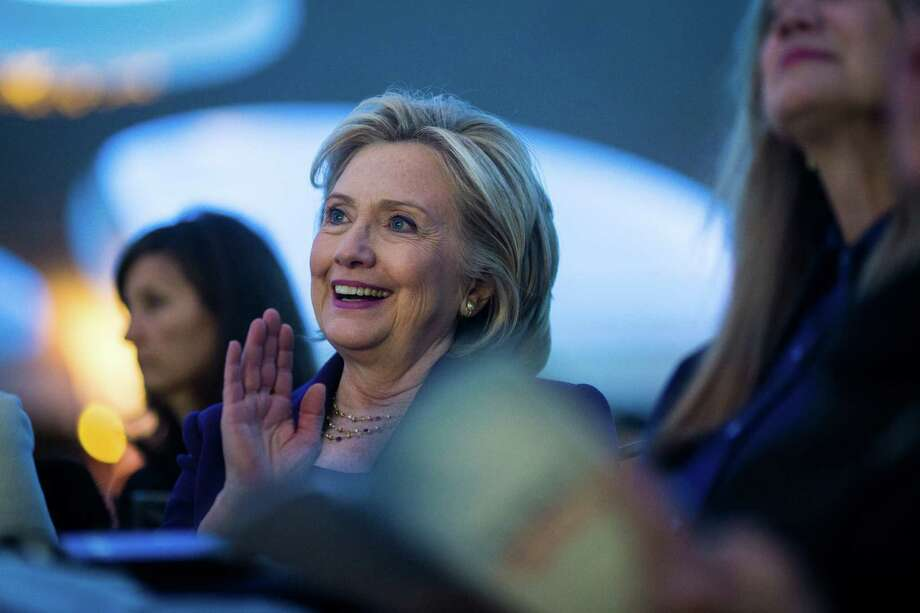 The controversy surrounding Hillary Rodham Clinton's use of a secret email system during her time at the State Department reminds Amercians of the never-ending drama associated with the Clintons. Photo: JABIN BOTSFORD /New York Times / NYTNS
