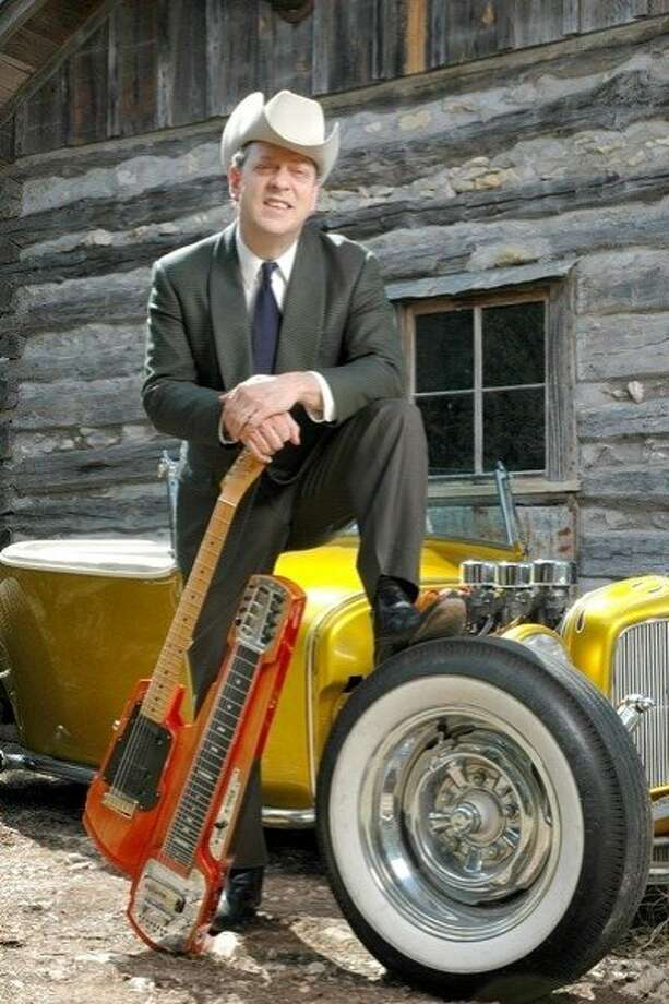 Country guitarist and singer Junior Brown will perform at the Freight & Salvage Coffeehouse in Berkeley on Tuesday, March 24. Photo: Freight & Salvage