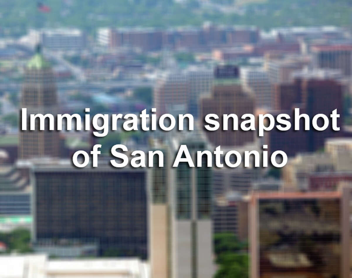 There are an estimated 52,000 undocumented immigrants living in Bexar County, according to the Migration Policy Institute. This gallery includes a demographic snapshot of those individuals, from age and gender to employment and education.