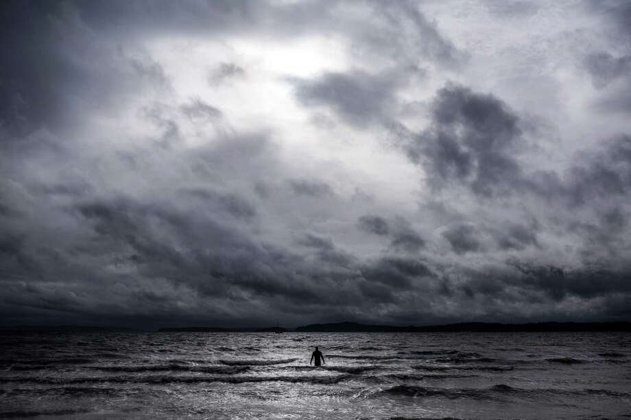 Climatologist Brian Brettschneider recently ranked American cities by dreariness – the amount of rain, the frequency of rain, the cloudiness of days – and Seattle didn't fare well. Check out the nation's most and least dreary places, as defined by Brettschneider.(Above:Windsurfers wade into Puget Sound on a gray Saturday, February 7, 2015, in Seattle, Washington.) Photo: JORDAN STEAD, SEATTLEPI.COM / SEATTLEPI.COM