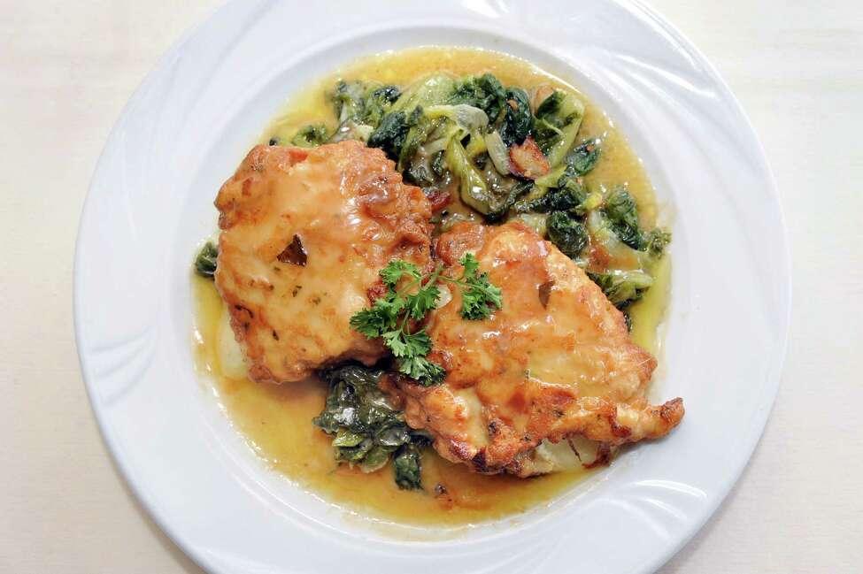 Best Italian restaurant: No. 3: Caffe Italia, Albany