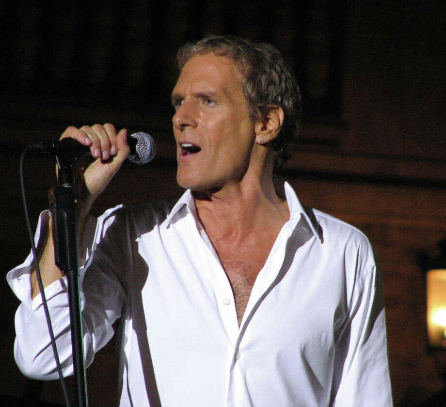 Grammy winner Michael Bolton will perform at The Ridgefield Playhouse on Wednesday, March 25. Photo: Contributed Photo / The News-Times Contributed