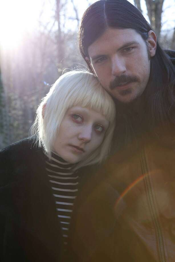 Singers Seth Avett, of the Avett Brothers, and Jessica Lea Mayfield honor Elliott Smith with a tribute album and tour. Photo: Photo Credit:, Crackerfarm