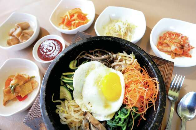 """Kinnaree Asian Restaurant, 193 Lark St., Albany. www.kinnareeonlark.com. Asian cuisine. """"Kinnaree has a large menu of Korean and Thai fare, but the kitchen seems to be able to do everything right. The food is made with care, skill and good ingredients, and it's rationally portioned and nicely balanced in flavor."""" (Cindy Schultz / Times Union)"""