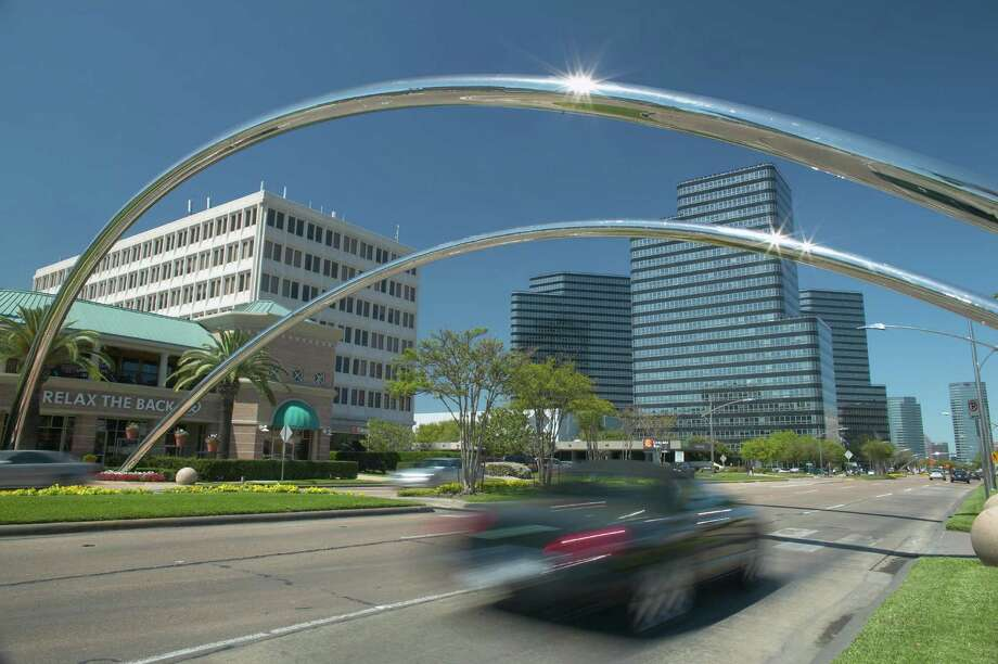The Uptown/Galleria area is defined by its street architecture. Photo: George Doyle / (c) George Doyle