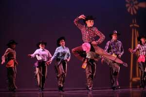 Local teen dance troupe Alamotion will be featured during the San Antonio Folk Dance Festival.