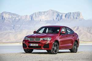 BMW makes SUVs look luxurious - Photo
