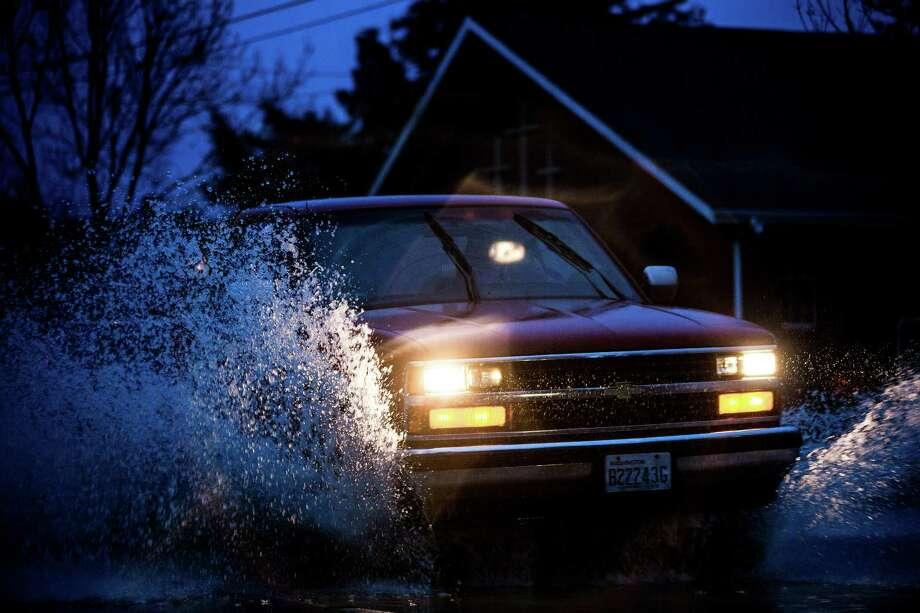 Storm Watch Tonight Blustery Saturday Night The Big