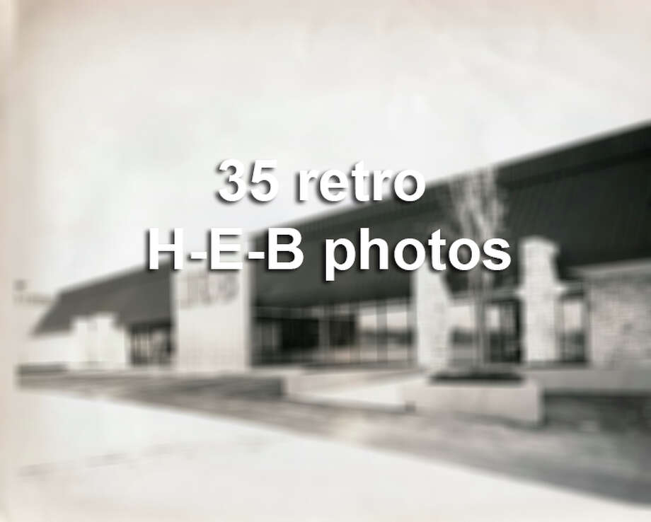 This is what H-E-B looked like back in the 1970s, 80s and 90s, back before they dominated the Texas grocery landscape. Photo: Courtesy