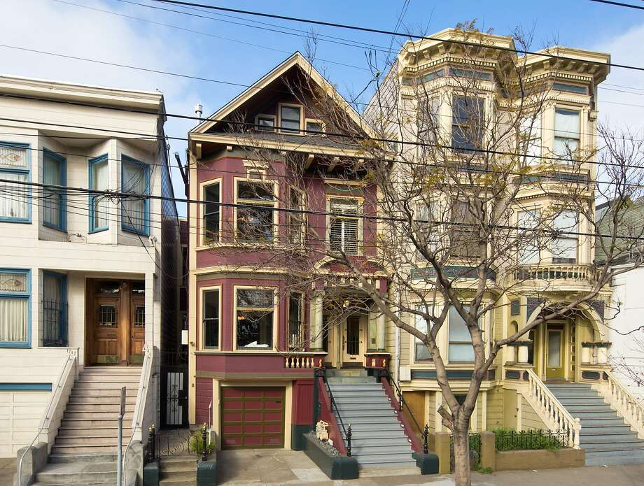Duplex with tenancy-in-common potential open Sunday - SFGate