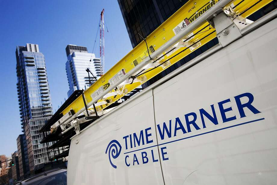 Comcast says the merger with Time Warner Cable will enable it us to bring state-of-the-art broadband and video services to California. Photo: Mark Lennihan, Associated Press