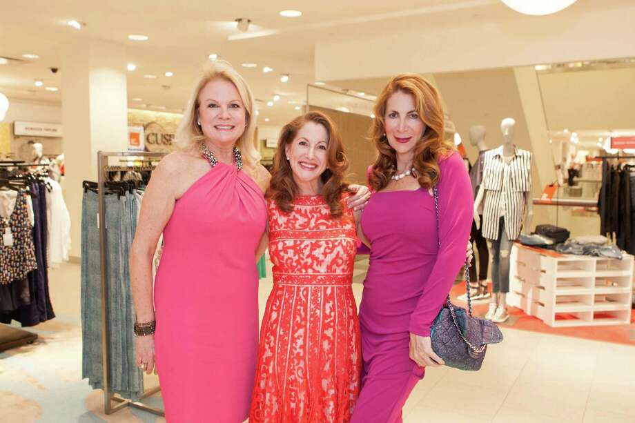 Claire Kostic, Ave Seltsam and Patricia Ferrin Loucks at the San Francisco Ballet Auxiliary Fashion Show Launch Party on March 9, 2015. Photo: Anna-Alexia Basile For Drew Altizer, Drew Altizer Photography / Drew Altizer Photography