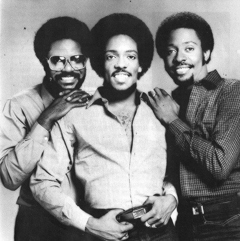 Charlie Wilson, center, sang lead for The Gap Band, a funk group that hit it big in the 1970s and '80s. Photo: Rnbjunk.com